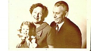 Memories of my mom and dad