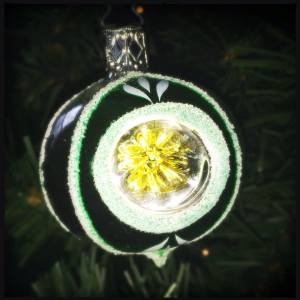 xmas ornament--German