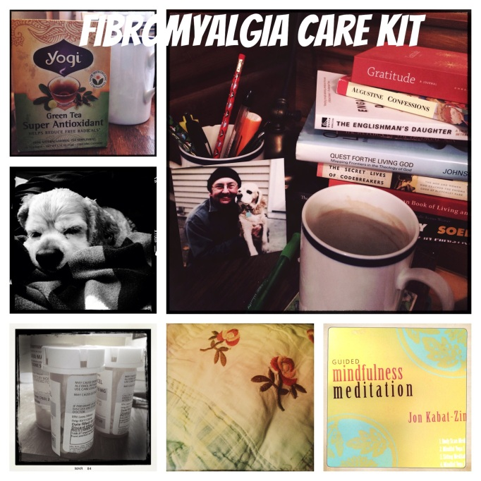 My Fibromyalgia Care Kit