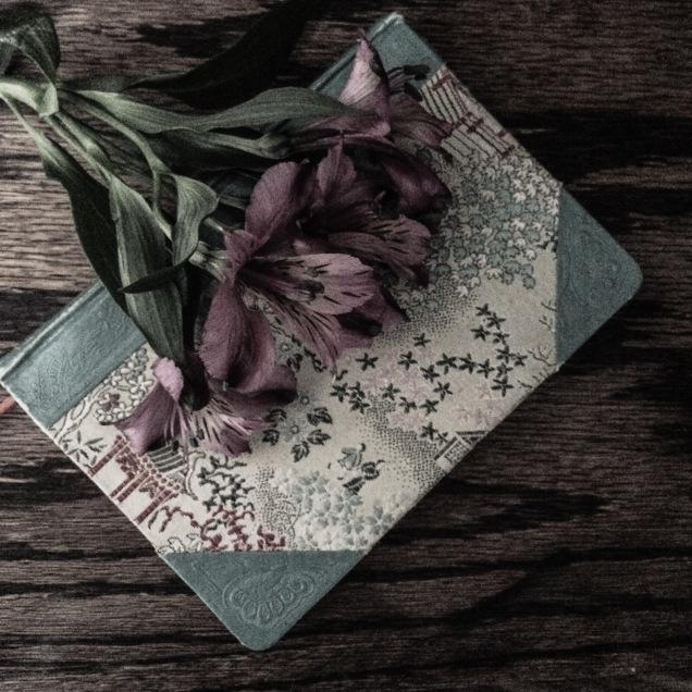 gfancy_purpleflower_journal